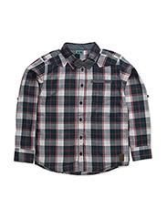 Junker 196, Shirt - BLACK IRIS