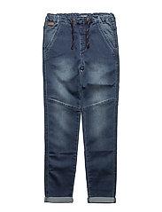 402 -Jeans Sweat - BLUE DENIM