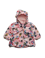 220 - Baby Jacket - CRYSTAL ROSE