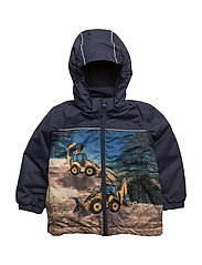 277 -Mini Jacket - NAVY NIGHT