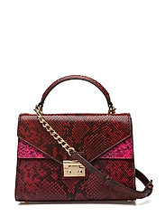 Michael Kors Bags - Md Dblflp Th Satchel