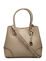 MD CENTER ZIP TOTE - OAT