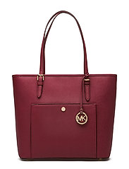 LG TZ SNAP PCKT TOTE - MULBERRY