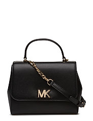 MD TH SATCHEL - BLACK