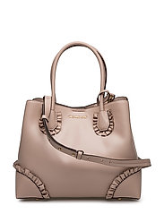 MD CENTER ZIP TOTE - SOFT PINK
