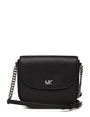 HALF DOME CROSSBODY - BLACK