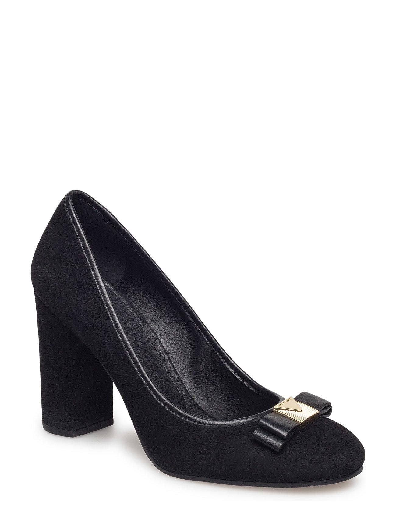 0fd9aa594156 Køb Caroline Pump Michael Kors Shoes Stiletter i Sort til Damer hos Boozt.dk