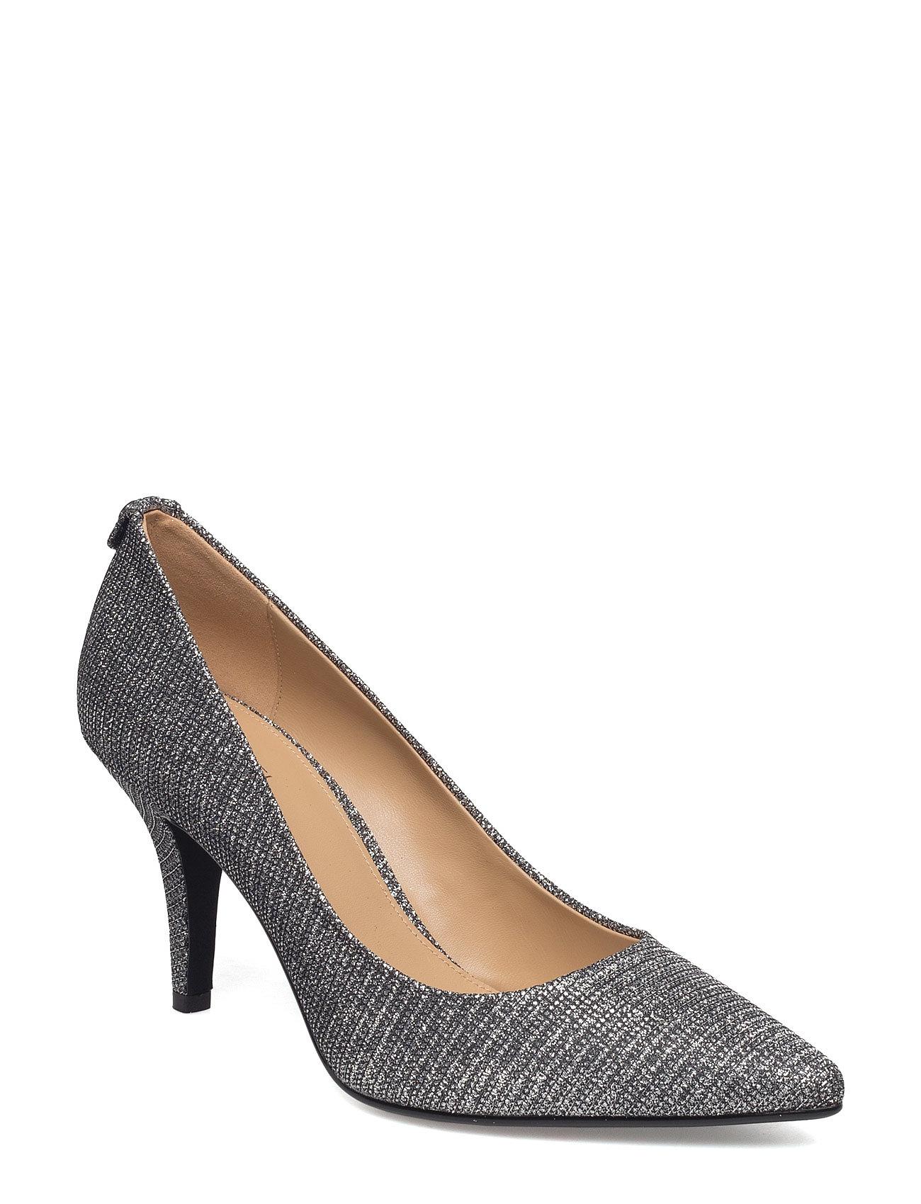 aaf3c3f606c2 Shop Mk-Flex Mid Pump Michael Kors Shoes Stiletter i til Damer i en webshop