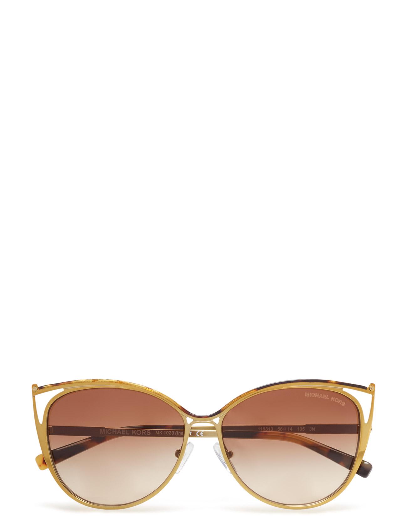 Cat Eye Michael Kors Sunglasses Solbriller til Damer i