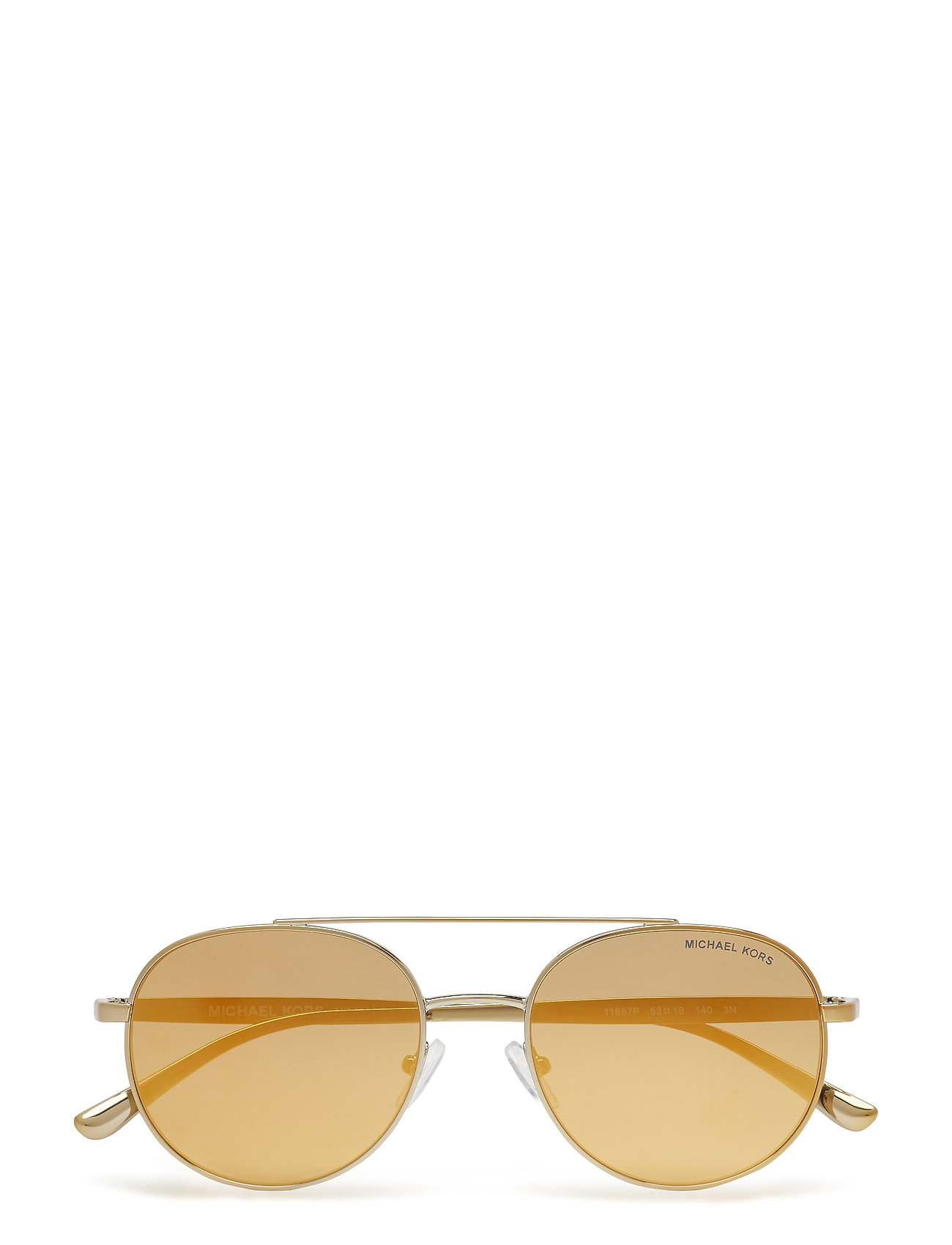 Aviator Michael Kors Sunglasses Solbriller til Damer i