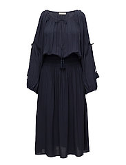 COVER DRESS - NEW NAVY