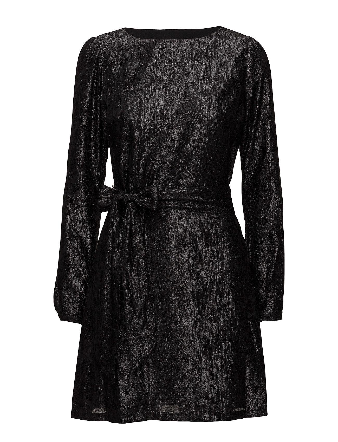 Metalic Jqd Wrap Drs Michael Kors Korte kjoler til Damer i Sort