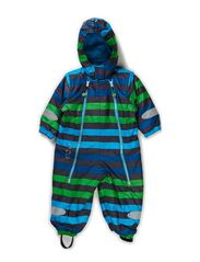 Oxford suit baby printed - Hawaiin Ocean
