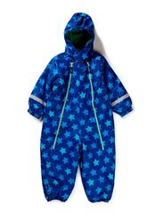 Oxford suit baby printed - Emeral