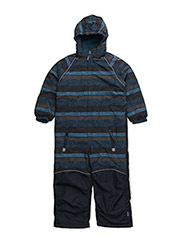 Nylon suit junior printed - BLUE NIGHTS