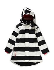 Mikk-Line Nylon girls coat - AOP