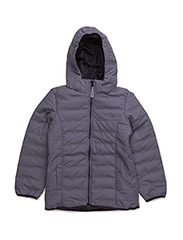 Duvet girl jacket - PURPLE ASH