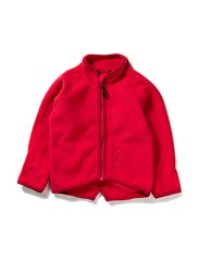 Double Fleece,Baby Jacket - Pink
