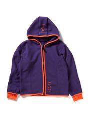 Mikk-Line Double Fleece, Junior Jakke