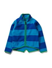 Mikk-Line Fleece jacket - stripes