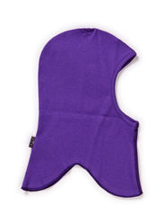 Jersey fullface jersey hood - Dark violet (reddish)