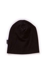 Jersey hat - Black