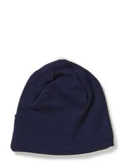 Hat wool w cotton lining - Dark Marine