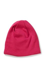 Hat wool w cotton lining - Pink