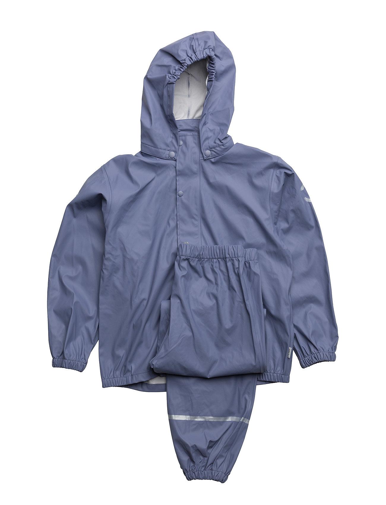 Pu Rain Set Mikk-Line Regntøj til Børn i