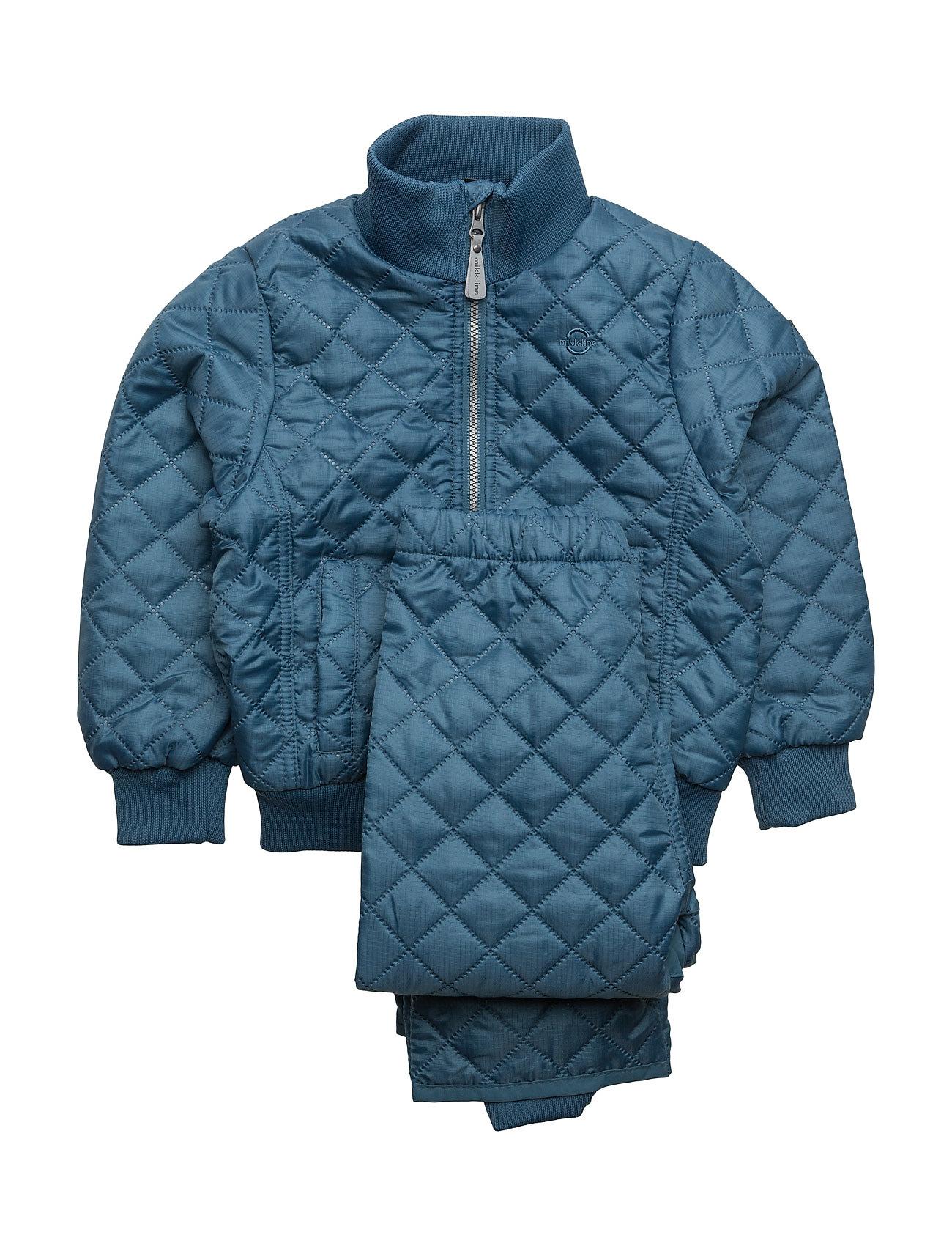 Basic Thermo Set W. Fleece Mikk-Line Thermo & Softshells til Børn i