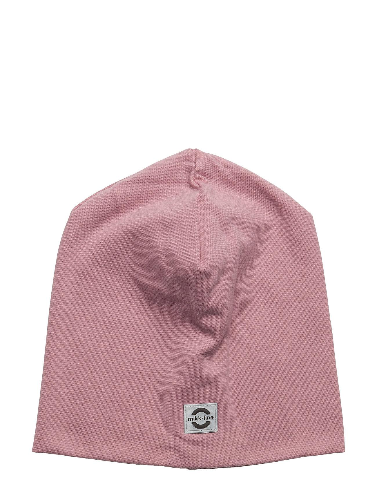 Hat Solid Cotton Mikk-Line Hatte & Caps til Børn i
