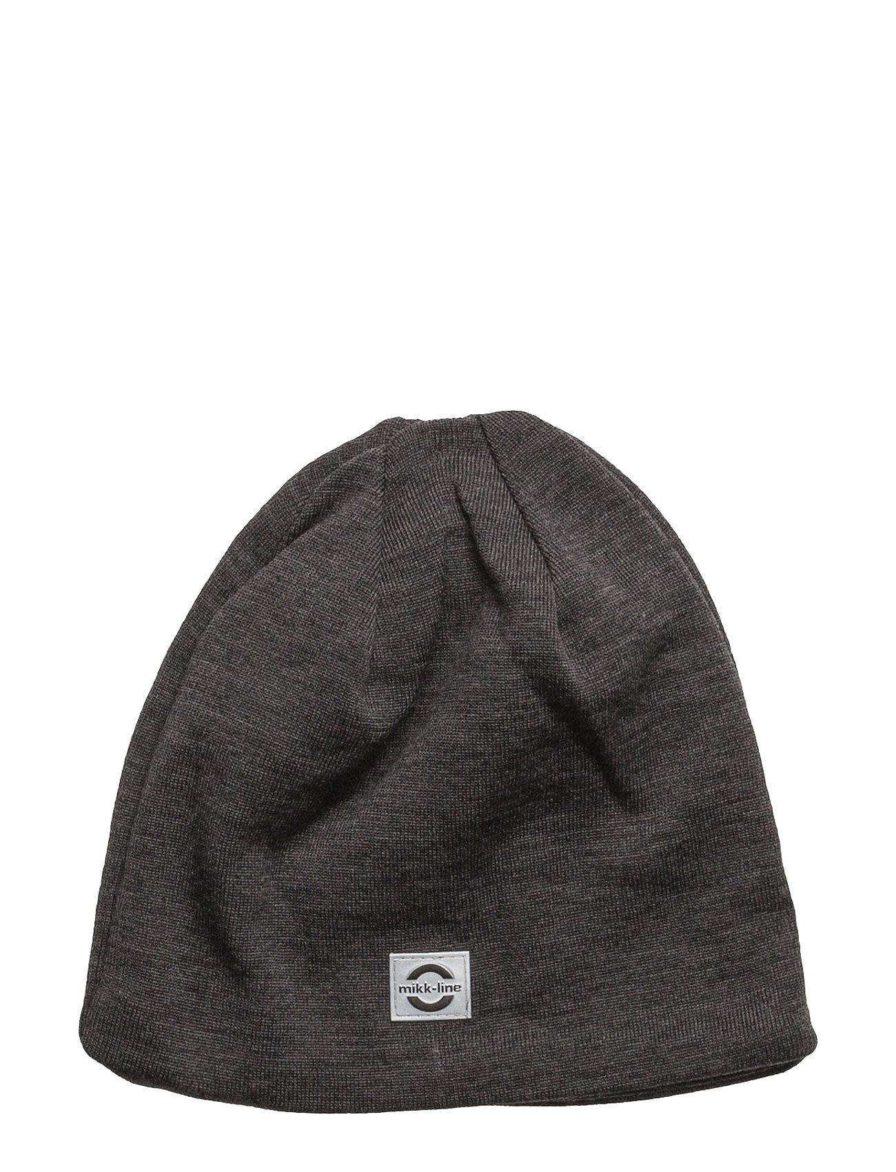 Wool Hat - Solid - Mikk-Line