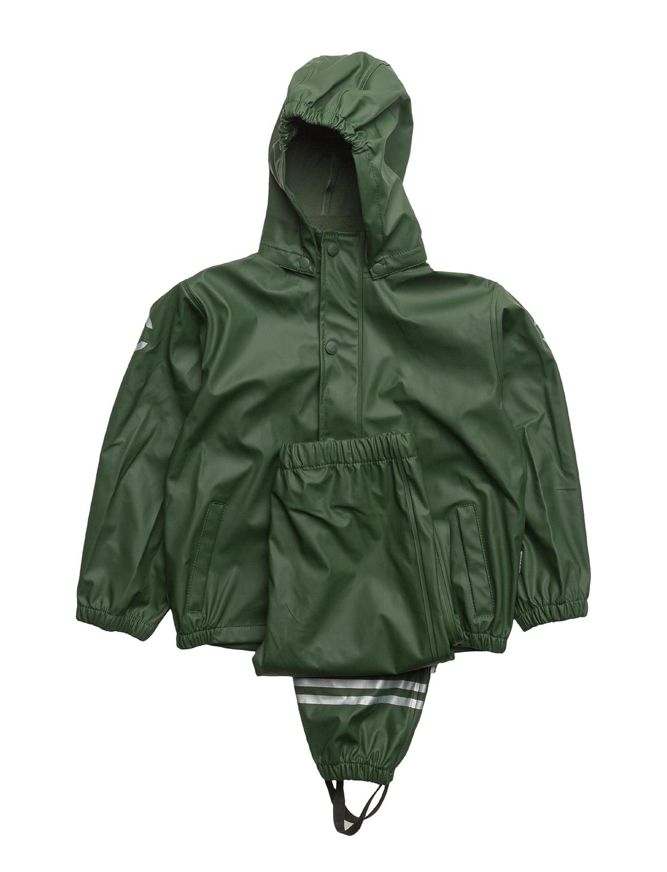 Rain Wear, Pu - Basic Mikk-Line Regntøj til Børn i