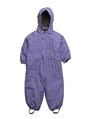 NYLON Baby suit - AOP - 702/BLUEICEPURPLE