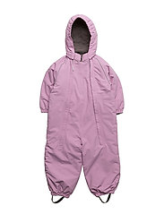 NYLON Baby suit - Solid - 712/VIOLET