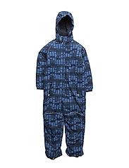 NYLON Junior suit - AOP - 221/DELFTBLUE