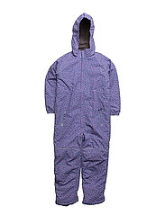 NYLON Junior suit - AOP - 702/BLUEICEPURPLE