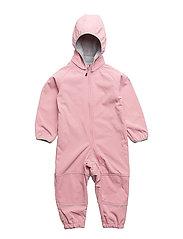 SOFT SHELL suit - 518 POLIGNAC ROSE