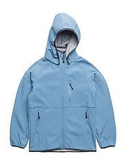 SOFT SHELL Boys jacket - 209 PARISIAN BLUE