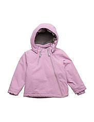 NYLON Baby jacket - Solid - 712/VIOLET