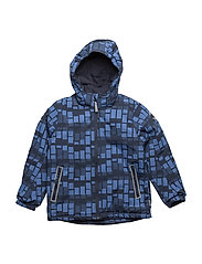 NYLON Boys jacket - AOP - 221/DELFTBLUE