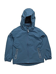 Nylon boy solid summer jacket - 270/DARK BLUE