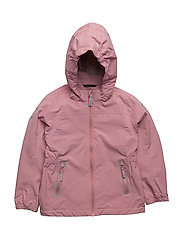 Nylon girl solid summer jacket - 516/DUSTY ROSE