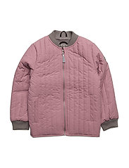 Duvet boy jacket - 516/DUSTY ROSE