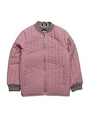 Duvet boy jacket - 516/DUSTY ROSE