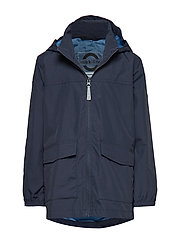 NYLON Boys jacket - solid - 287 BLUE NIGHTS