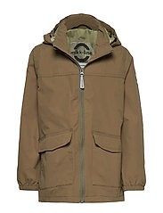 NYLON Boys jacket - solid - 364 DUSTY OLIVE