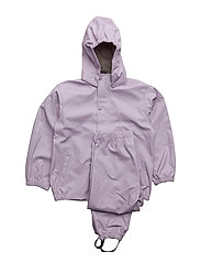 PU Rainwear Basic set - 701/QUAIL