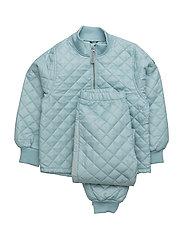 Basic thermo no fleece - 222/AQUA