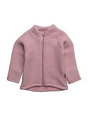 WOOL Baby jacket - 509/WILDROSE